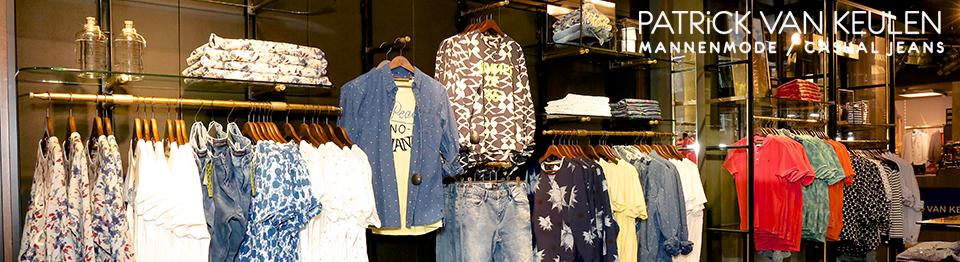 Shop online Patrick van Keulen Mannenmode