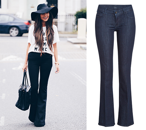 Flared Pants Outfit Inspiration