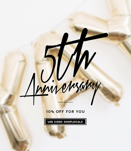 Locals United - 5th Anniversary