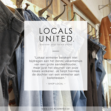 Shop Local - Locals United