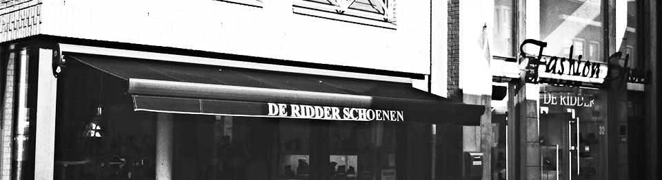 De Ridder Schoenen winkel