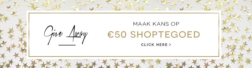 50 EURO shoptegoed